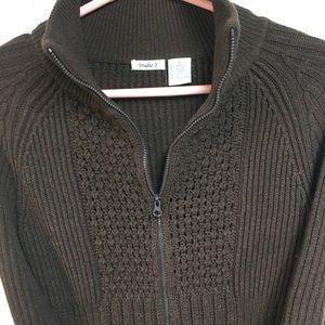 🧨 3/$20 Studio Y Brown Sweater